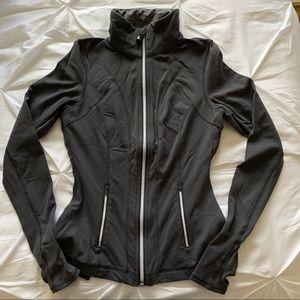 Lululemon Yogi Dance Jacket Size 4 Dark Grey NWOT